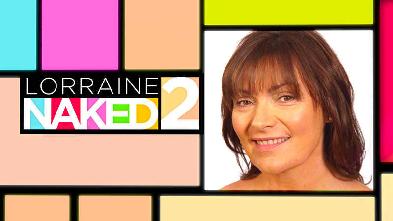 Lorraine kelly naked pictures