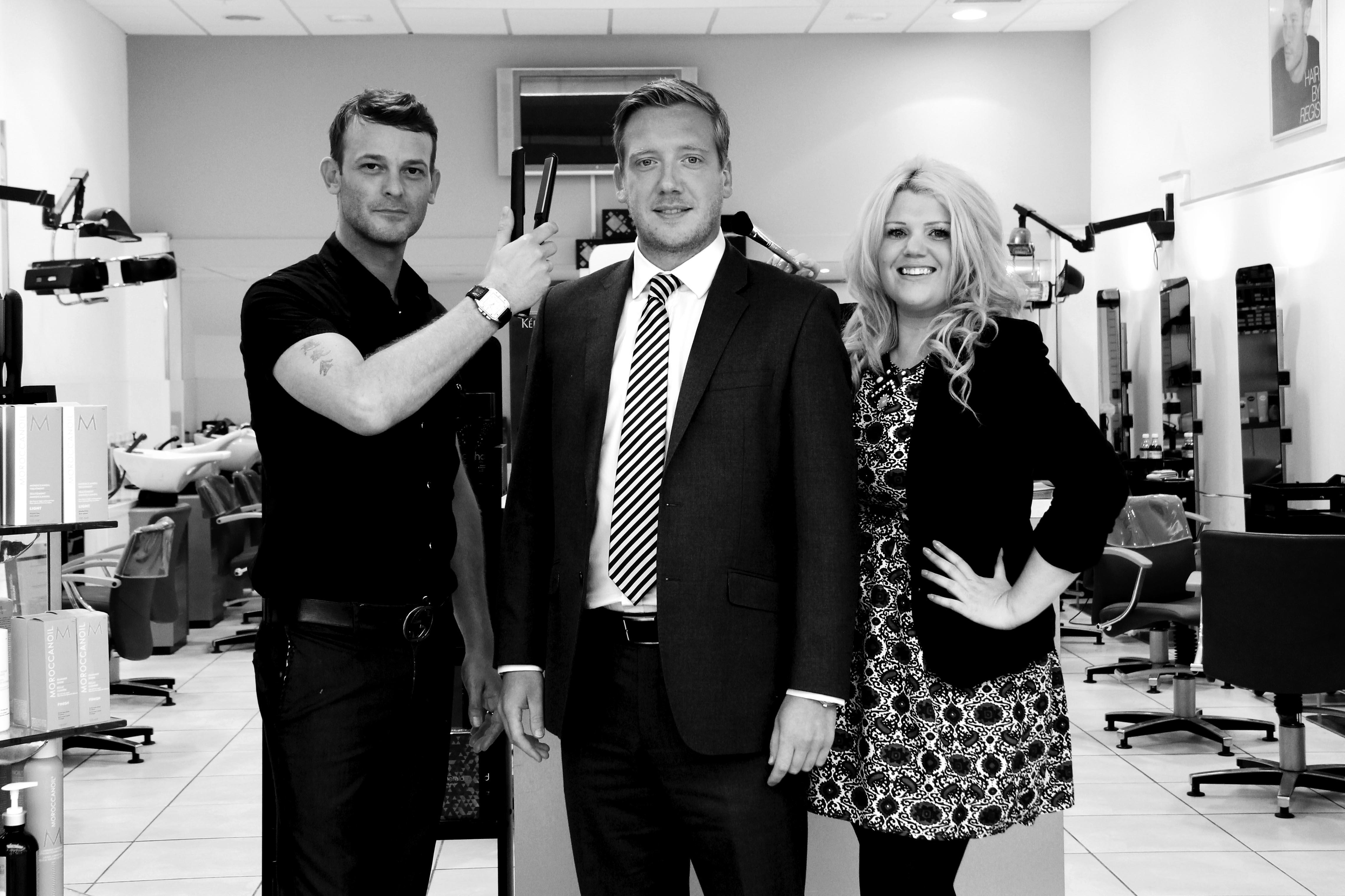National Men's Grooming Day Winner is Dan Deakin   Beauty by Blondie